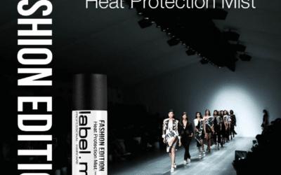 label.m Heat Protection Mist
